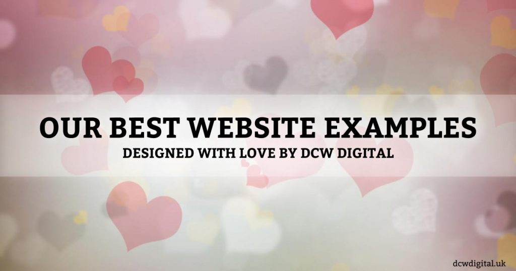 Best Website Examples